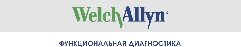 Электрокардиографы Welch Allyn